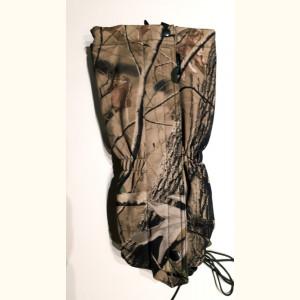 """Ogden's """"Woodland Camo Pattern"""" Gaiters"""