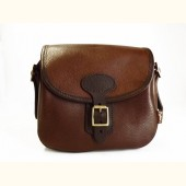 Heritage Leather Cartridge Bag