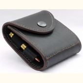 Quality Leather 7 Round Bullet Wallet
