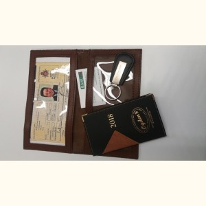 Double Licence Wallet